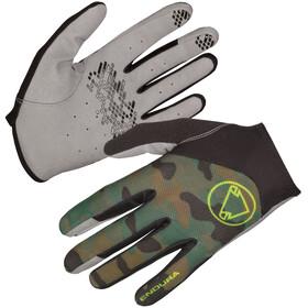 Endura Hummvee Lite Handschoenen, camouflage